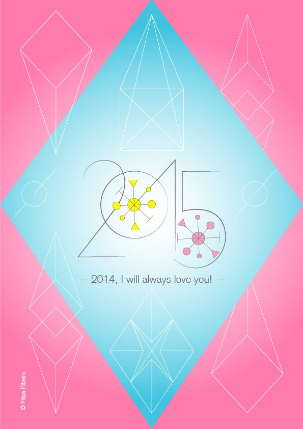 HAPPY 2015!!! (2014, I will always love you!)