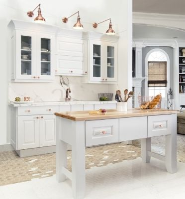Wellborn Cabinet launches porcelain color on MDF and other woods | Woodworking Network