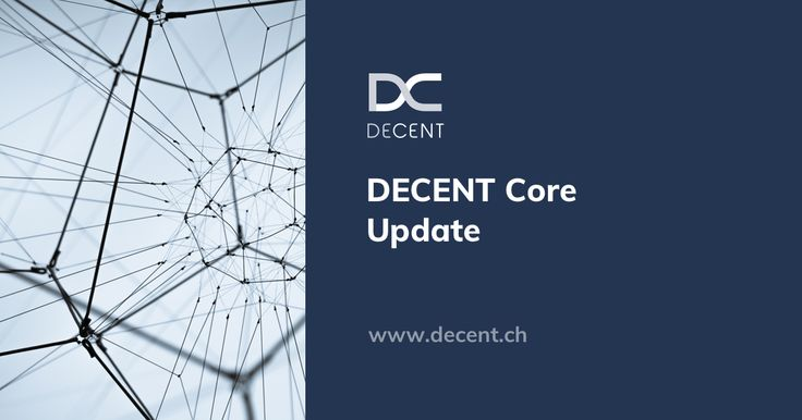 Hello #DECENT friends! Matej Boda here, with another DECENT Core feature update. #blockchain #tech