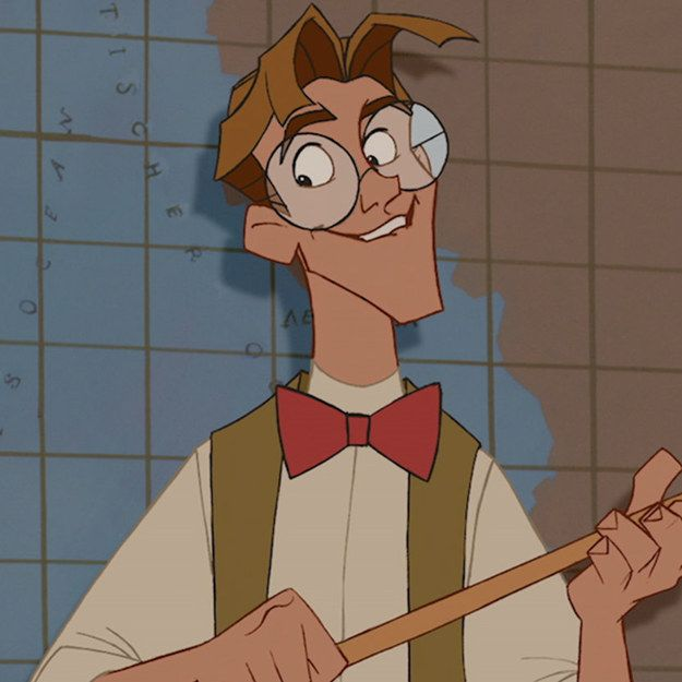 I got Milo Thatch! Which Male Disney Character Are You? ~ You're a sympathetic and mild-mannered person. You're a bit awkward in some social situations, but you're very smart.