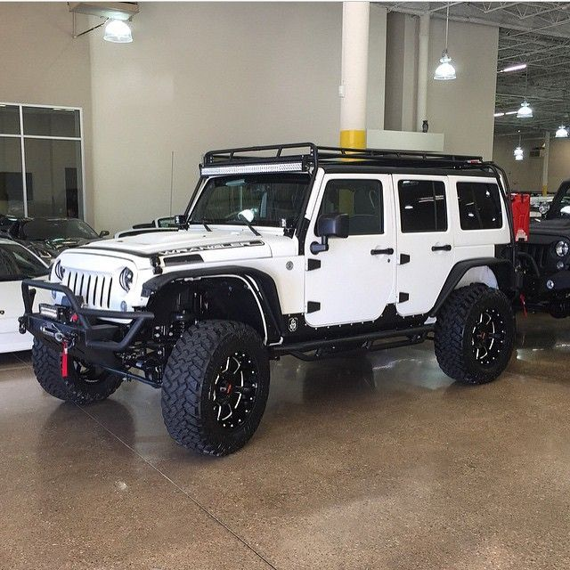 Decked Out Jeep Wrangler Unlimited >> 121 best images about desert toys on Pinterest | Quad, 4x4 and Samurai