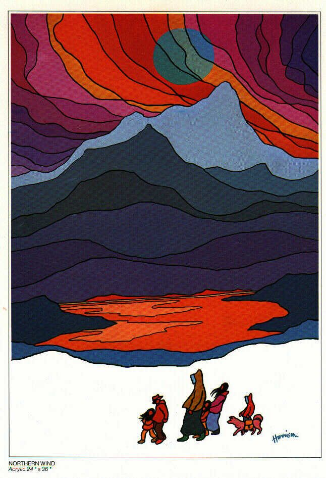 harrison began paintings - Google Search