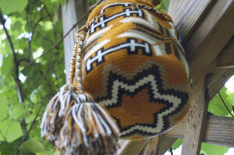 Mini Wayuu Crossbody bag- ソフィーアンダーソン- Petite Sac