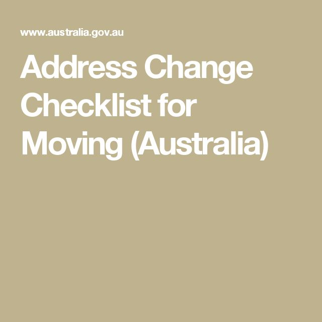 Best 25+ Address change ideas on Pinterest Change address on id - address change template