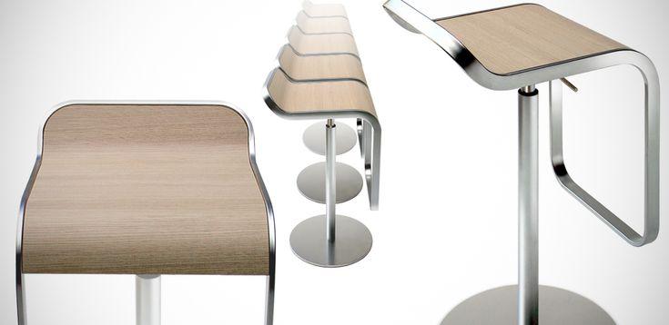 Lem Design-Hocker von La Palma, design Shin & Tomoko AZUMI