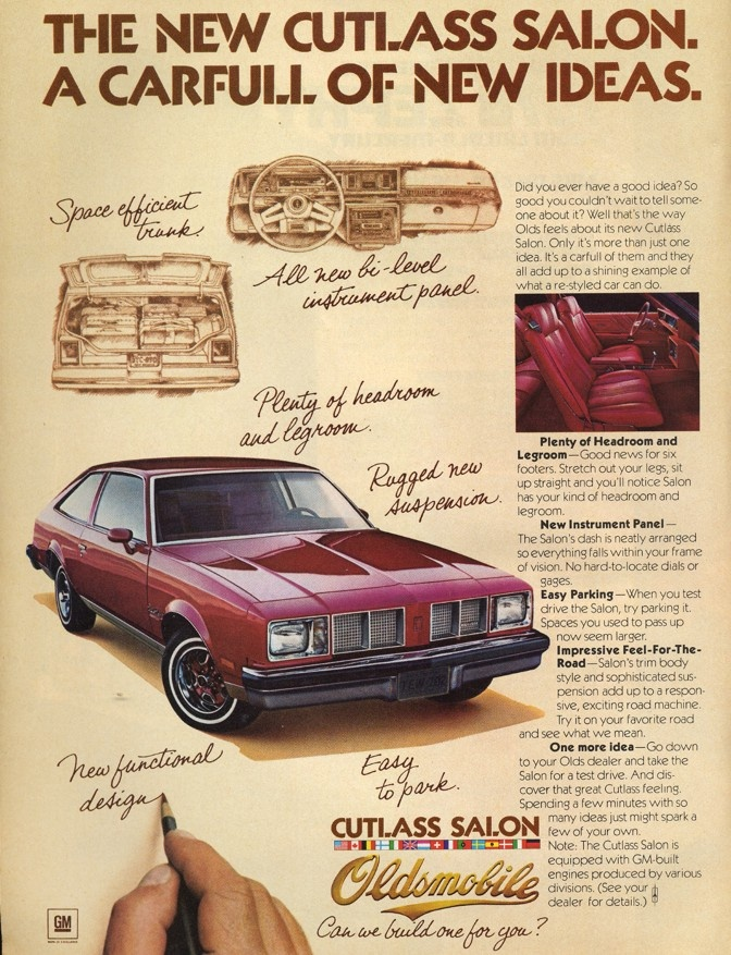 78 best cutlass 442 f 85 images on pinterest muscle for 85 oldsmobile cutlass salon