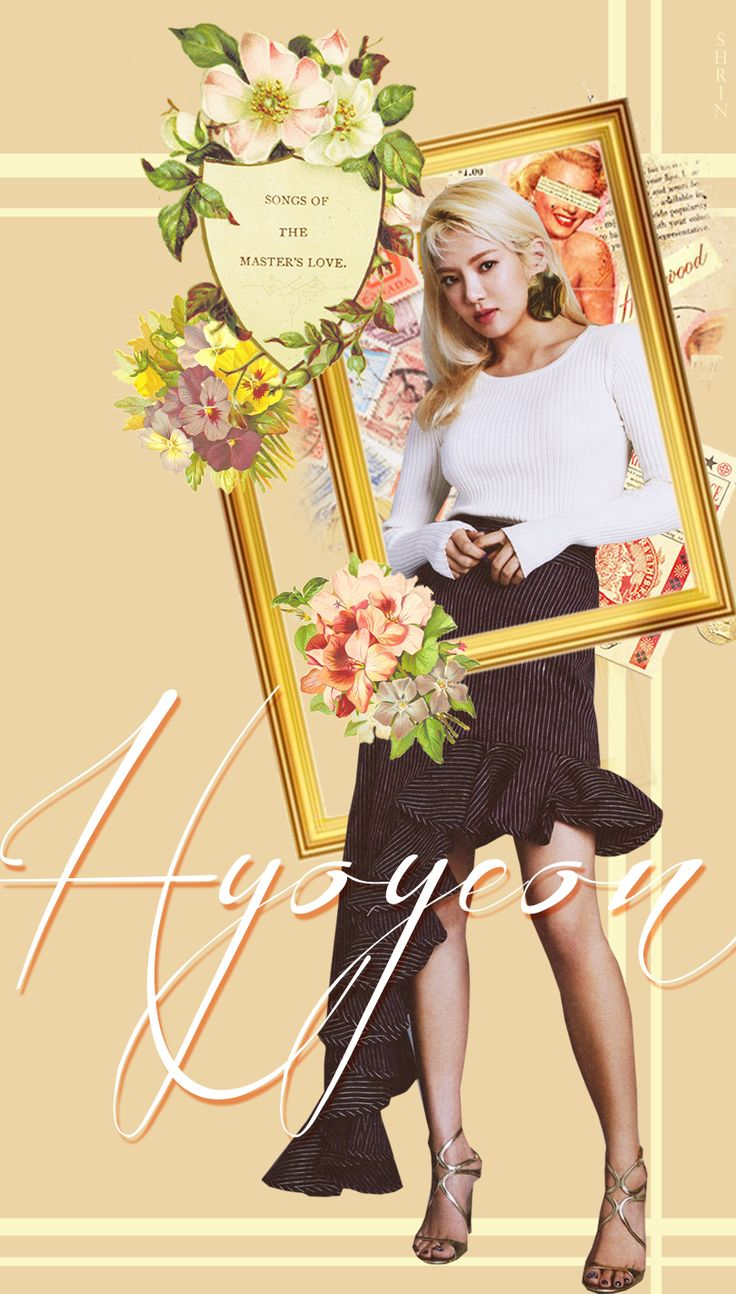Kim Hyoyeon of Girls' Generation {SNSD} - Wallpaper & Lockscreen