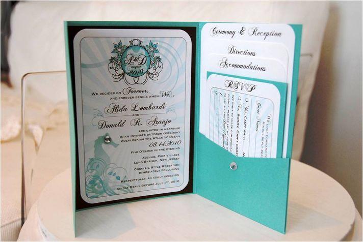 beach theme wedding invitations | ... Ideas for the Busy Little Bride: Beach Themed Wedding Invitations