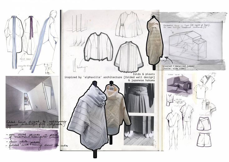 Fashion Sketchbook - fashion design development; creative process; fashion portfolio // Auste Dudzeviciute