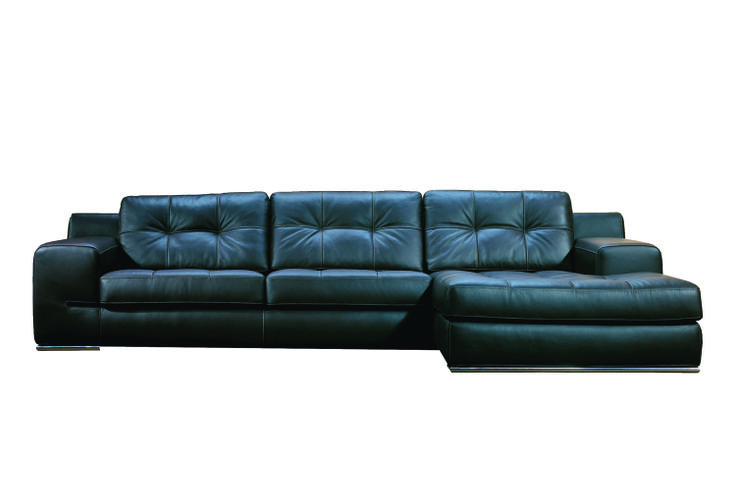 Fiori Leather Chaise - 36% off at Beyond Furniture #livemoore #SupaCenta #SCMP