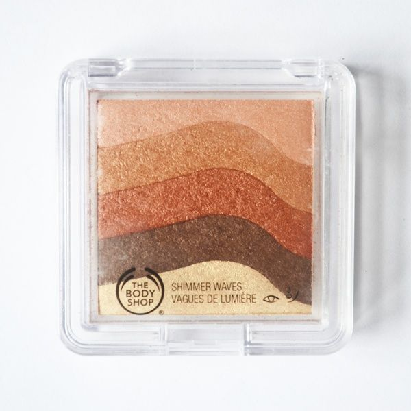 The Body Shop Shimmer Waves in Bronze