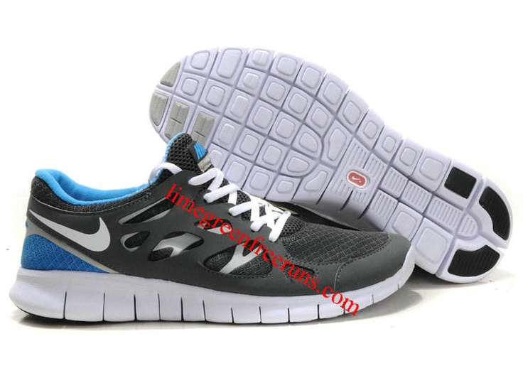Nike Free Trainer 3.0 Rideaux Gris Et Blanc