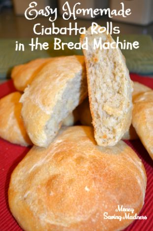 how to make ciabatta at home