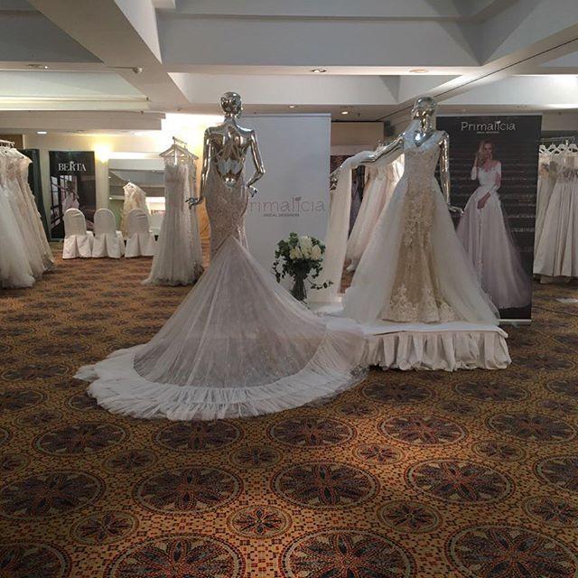 Η εκδήλωσή μας στην Αλεξανδρούπολη έχει ξεκινήσει! Σας περιμένουμε να βρούμε μαζί το νυφικό των ονείρων σας by @primalicia . Στείλτε μήνυμα για ραντεβού #primalicia #berta #weddingdress #trunkshow #alexandroupoli