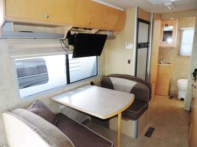 2007 Used Itasca NAVION 23H Class C in California CA.Recreational Vehicle, rv, 2007 NAVION, 23H. Great floor plan, huge rear bath ! Perfect coach for those weekend jaunts or even for a month on the road. This one is priced to sell and fits your budget. Get on out there and enjoy camping! We include the free campground membership. You go enjoy ! Call Sher at 562-623-1087, text me at 760-272-9680 or email me at . Must see this great little 23 footer that will fit in your driveway ! We take…