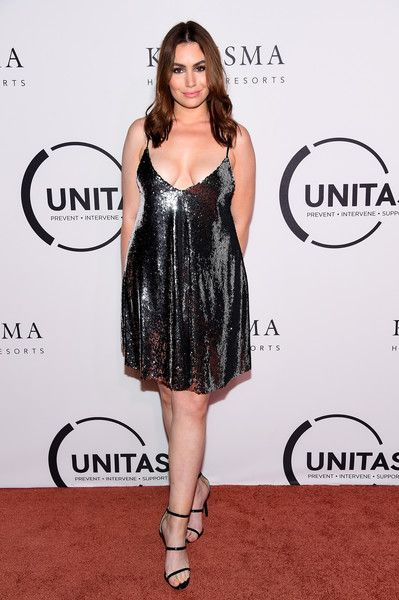 Sophie Tweed-Simmons at the Unitas 2nd 2nd Annual Gala Against Human Trafficking.