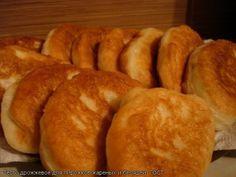 Тесто дрожжевое для пирожков жареных и беляшей. ГОСТ