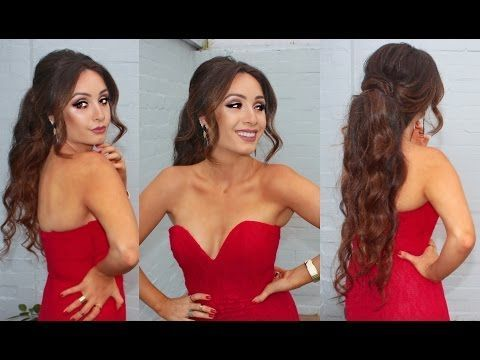 COMMENT: HIGH PONYTAIL | COE NOUVEL YEARS 2018 | Halle Hair Journal - #hairstyle #halle #Journal #ponytail #years -