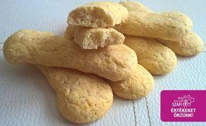 Paleo ropogós babapiskóta recept (gluténmentes, tejmentes, cukormentes)