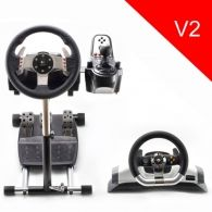 Wheel Stand Pro for Logitech G25/G27 Racing Wheel and Microsoft XBOX 360 Wireless Racing Wheel - V2
