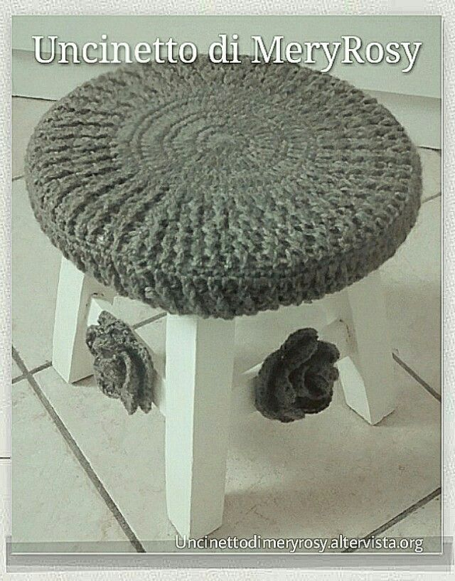 Coprisgabello crocheted