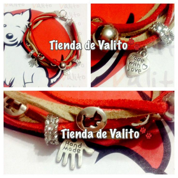 #ValiPulsera made with love