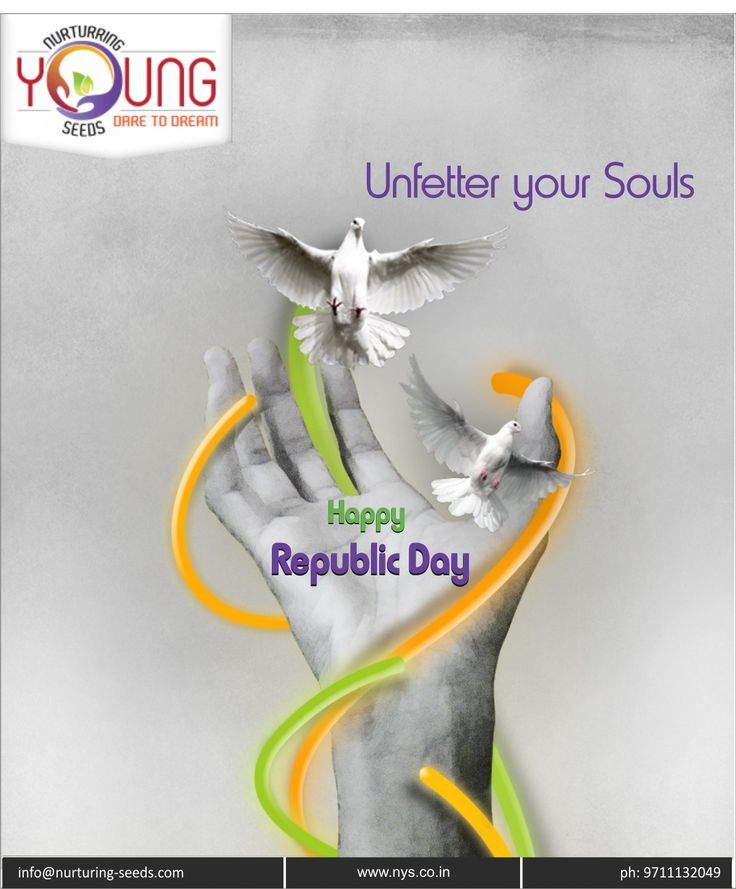 Unfetter yourself by all the barriers of this world and explore your pragmatic side this #RepublicDay with the #PersonalityDevelopment workshop by #NYS in collaboration with #ZEEmedia.