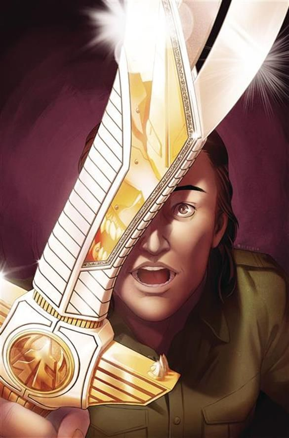 MIGHTY MORPHIN POWER RANGERS #12 MAIN CVR - BOOM! Studios - Come Innovate With Us.