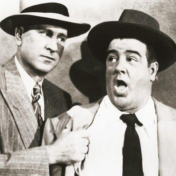 Abbott and Costello - Vintage Movie Still Photo - Bud Abbott - Lou Costello  -  8 x 10 via Etsy