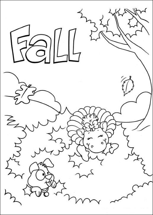 barney and friends coloring pages 19 - Barbie Friends Coloring Pages