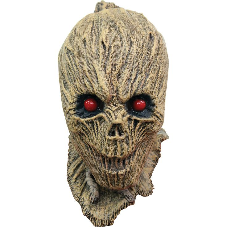Shrunken Scarecrow Latex Mask