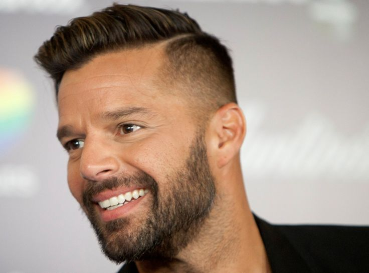 ricky martin hair style 17 best images about hair cuts on dna mens 1808