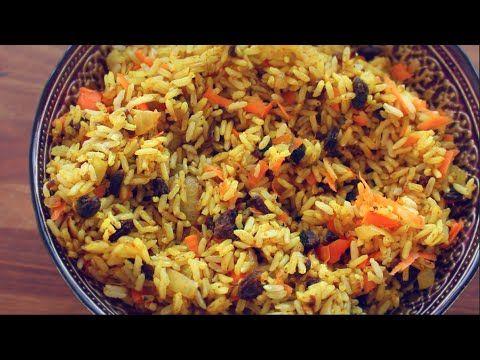 Afghan rice cookie recipe