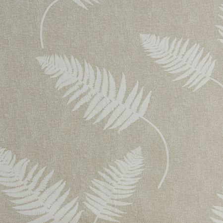 George Home Natural Fern Curtains