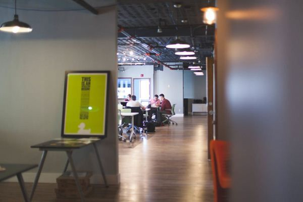 Desain Tata Ruang Kantor Tertutup