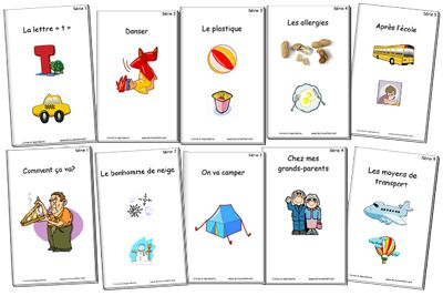Lecture Enfant | French Immersion Resources | French Reading Resources