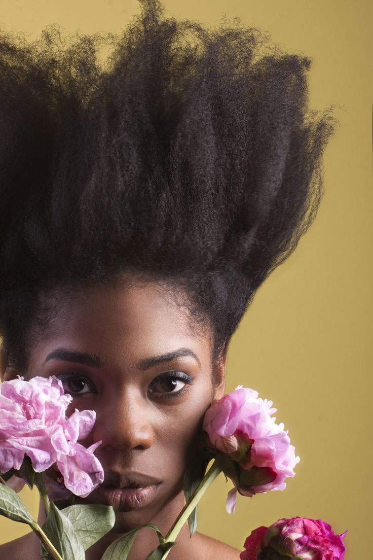 this is my hair when i take off my hijab. it's a perfect example.