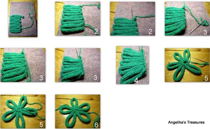 Punniken / Spool Knitting Archieven   angelikastreasures.weblog.nl