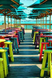 colourful barchairs - Google Search