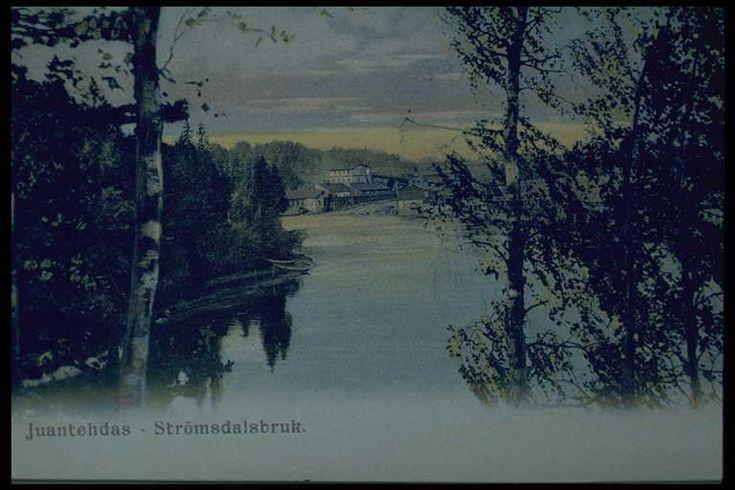 Postikortti noin 1900