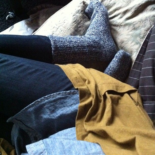 remain simple.: Cozy Socks, Style, Wool Socks, Cozy Outfits, My Life, Denim Shirts, Comfy Clothing, Chambray, Bright Colors