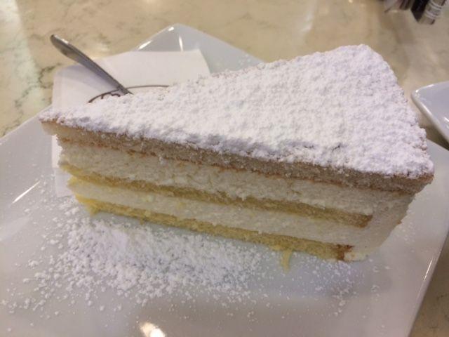 #italian #cake in #Klagenfurt
