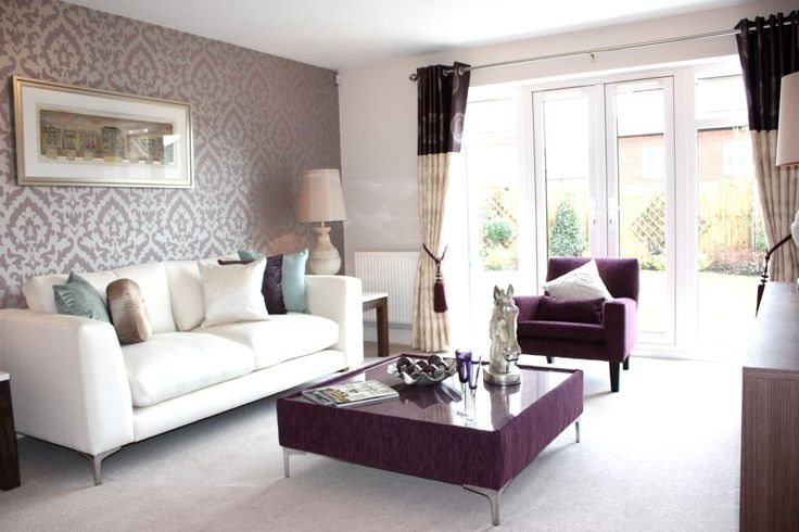 fabulous living room feature wall ideas | Living Room Feature Wallpaper Ideas. Living Room Feature ...
