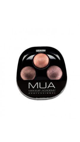 The Golden Girl - Chocolate Box Eyeshadow Trio by MUA