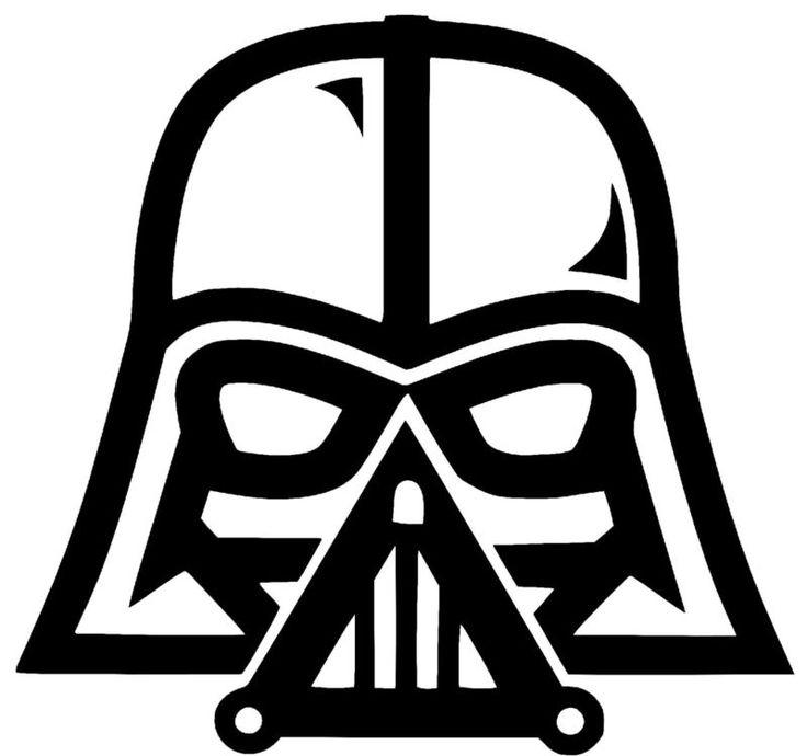 Star Wars Darth Vader Vinyl Decal Sticker car truck bumper window sticker Oracal