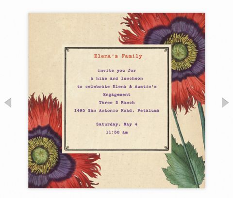 Paperless Wedding Invitations is one of our best ideas you might choose for invitation design