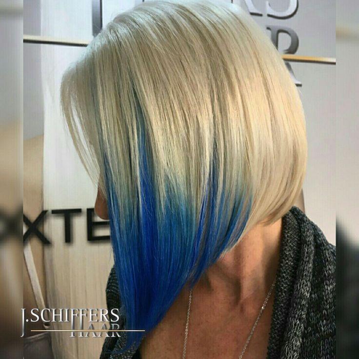 Moderne Farbeffekte mit Extensions ohne Färben vom eigenen Haar  Style-in effects with extensions without dying customer's hair  @schiffershaar #schiffershaar #farbverlauf #colorationexpert #haarfarbexperte #langehaare #langhaarfrisuren #vipstyling #viphair #bloggers #bloggen #köln #cologne #hairstylist #hairgod #germany #extensions #tapehair #instahairstyle #hairstyle2016 #bluehairdontcare #bluehairs #haireffect #happiestgirlever @olaplex @labiosthetiqueparis