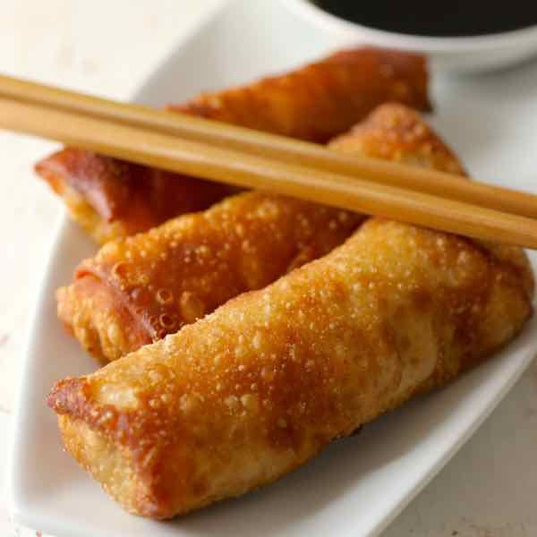 Le pâté impérial est une entrée traditionnelle d'Asie Orientale, très prisé en Chine mais aussi au Viet-Nam où il est connu sous le nom de nem.