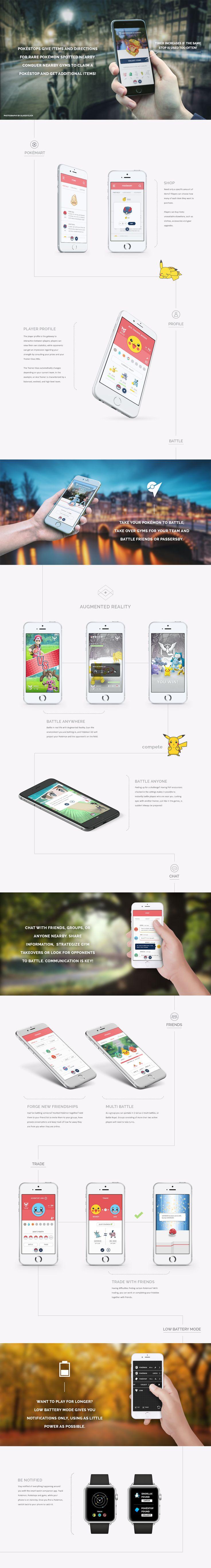 O que o design de interfaces poderia fazer por Pokémon GO?