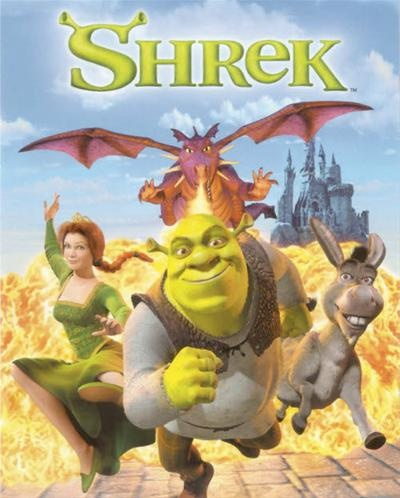 Shrek (© DreamWorks)